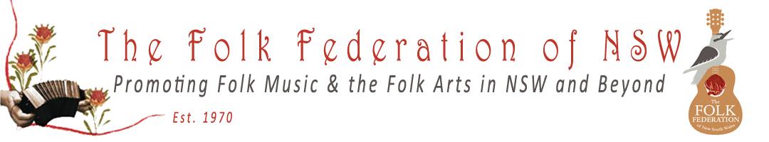 The Folk Federation of NSW