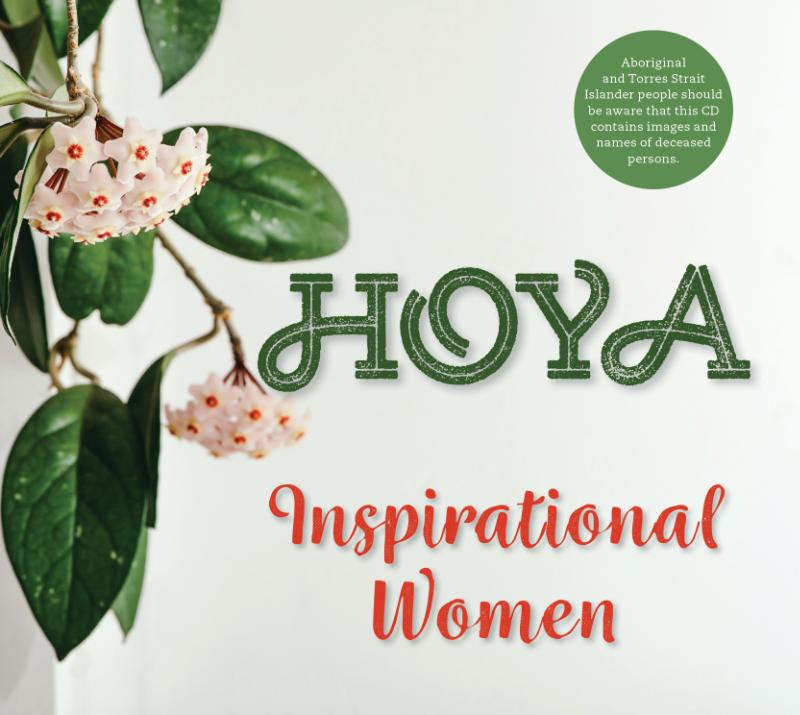 Hoya CD Cover